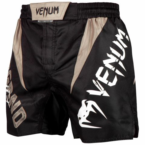 Fightshort court Venum Underground King - Noir/Sable