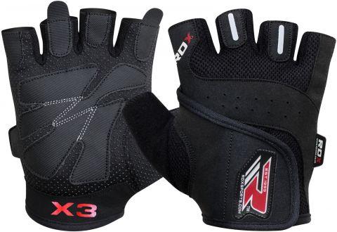 Gants de musculation RDX Sports Amara - Noir