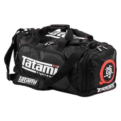 Sac de sport Tatami Fightwear Meiyo - Noir