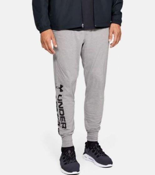 equilibrio peine sentido común  Pantalon de jogging Under Armour Sportstyle Cotton Graphic pour homme |  Dragon Bleu