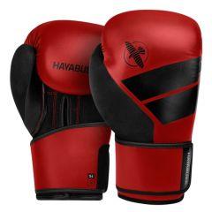 Gants de Boxe Hayabusa S4 - Rouge/Noir