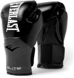 Gants de Boxe Everlast Elite Pro Style Elite - Noir/Gris