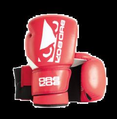 Gants de Boxe Zeus Bad Boy - Rouge/Blanc