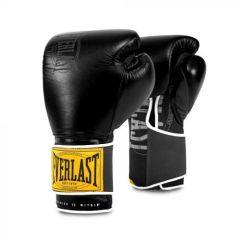 Gants de boxe Everlast 1910 Training - Noir