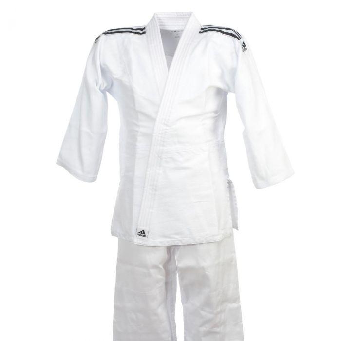 Kimono de Judo enfant Adidas J350 Club | Dragon Bleu