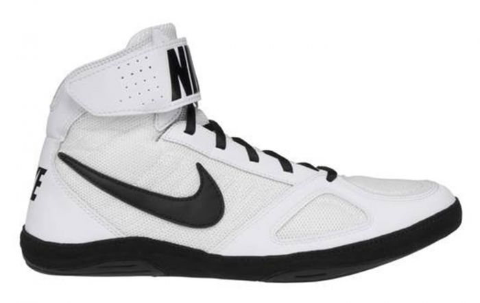 Chaussures de lutte Nike Takedown 4 - Blanc