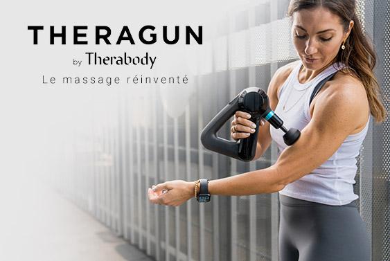 Pistolet de massage Theragun